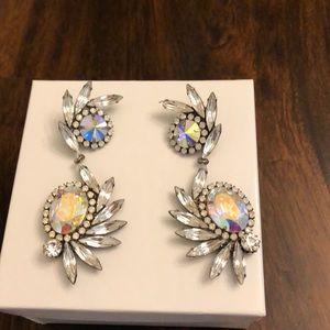 Dannijo statement earrings